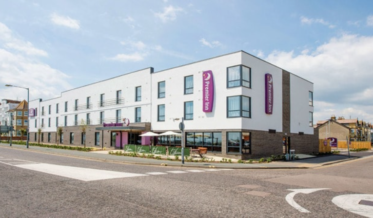 Clacton-On-Sea (Seafront) hotel