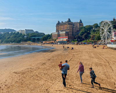 Hotels in Scarborough, 3 fantastic hotels at great prices