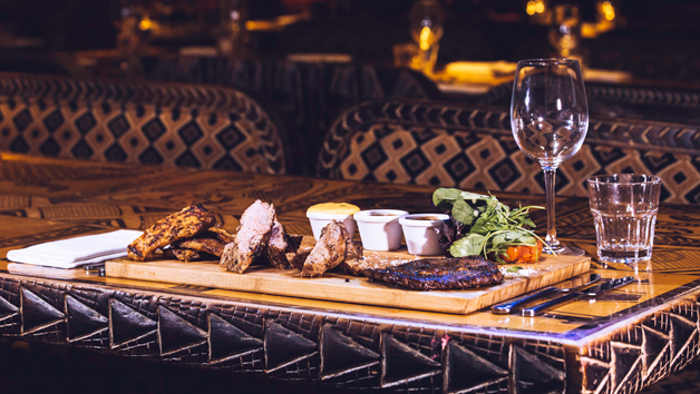 2 for 1 Two Course Dining and Cocktails with Club Entry at Shaka Zulu