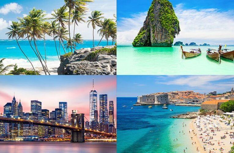 Mystery Holiday 2021 & 2022 – Barbados, New York, Thailand & More