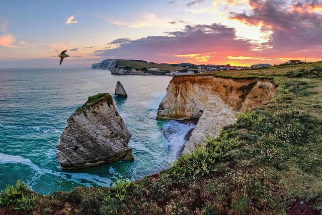 Isle of Wight Coach Trip from London or Birmingham: Autumn Availability!